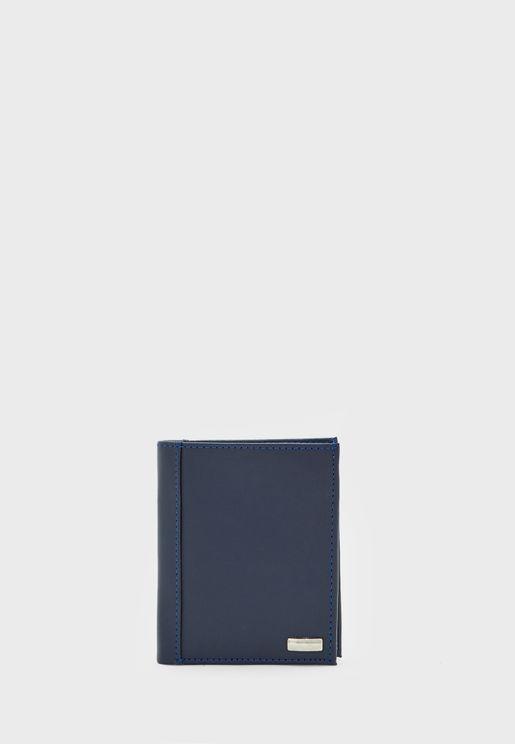 Leatherite Bi-Fold Wallet