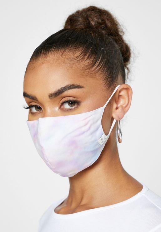 Tie Dye Fashion Face Mask
