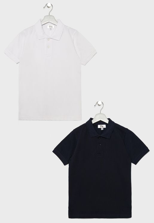 2 Pack Polo