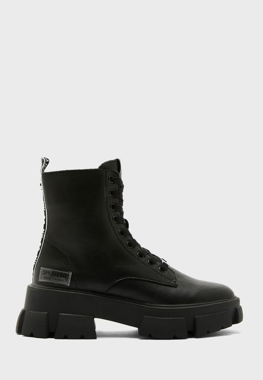 Tanker Ankle Boot