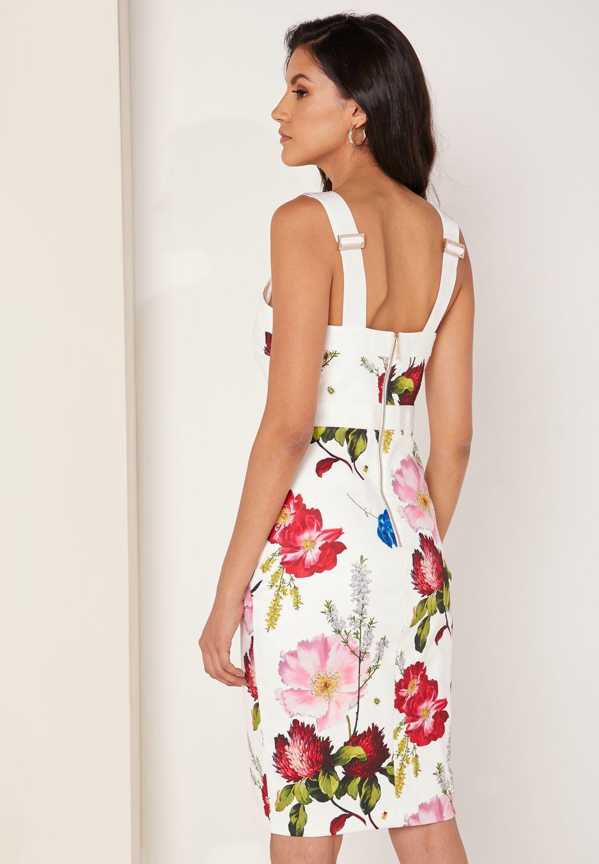 Amylia Sundae Bodycon Dress
