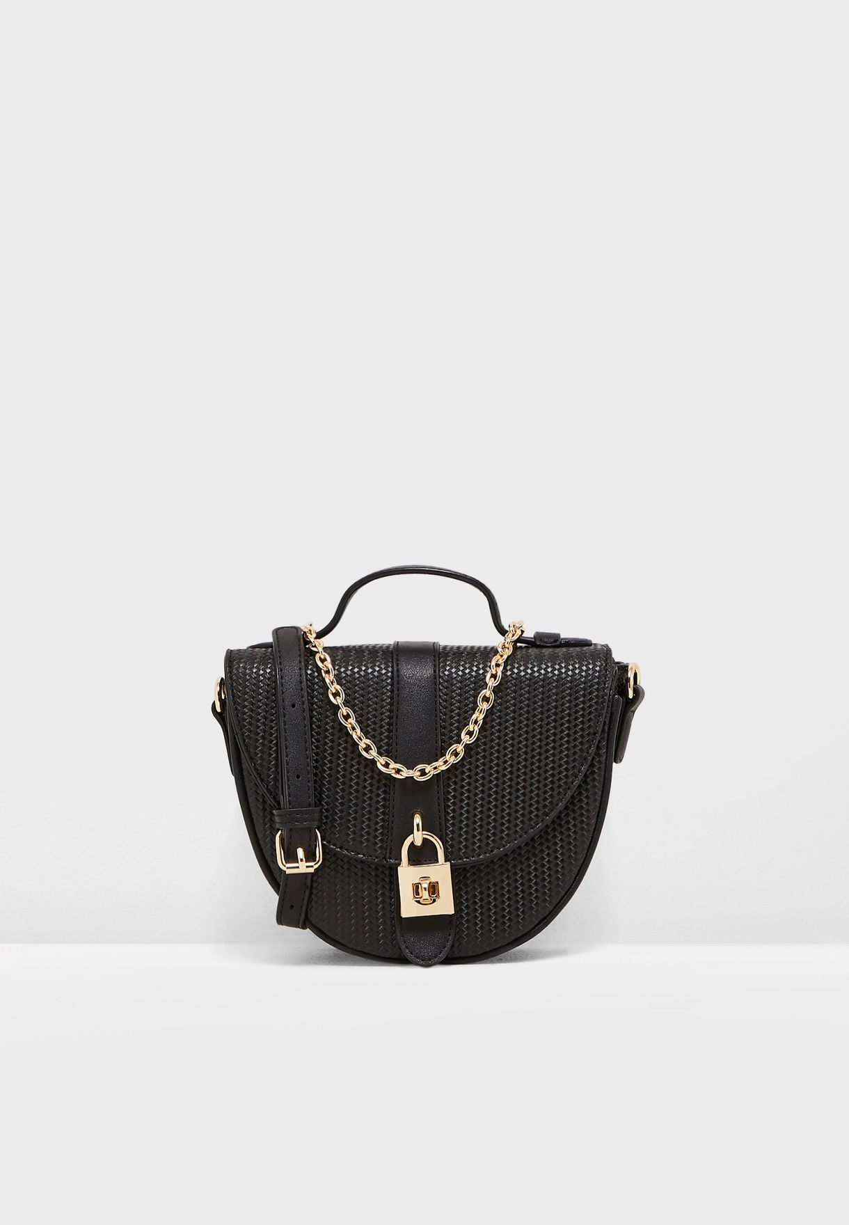 Beas Flap Over Belted Crossbody