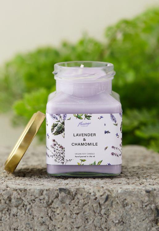 Lavender & Chamomile Candle 8oz