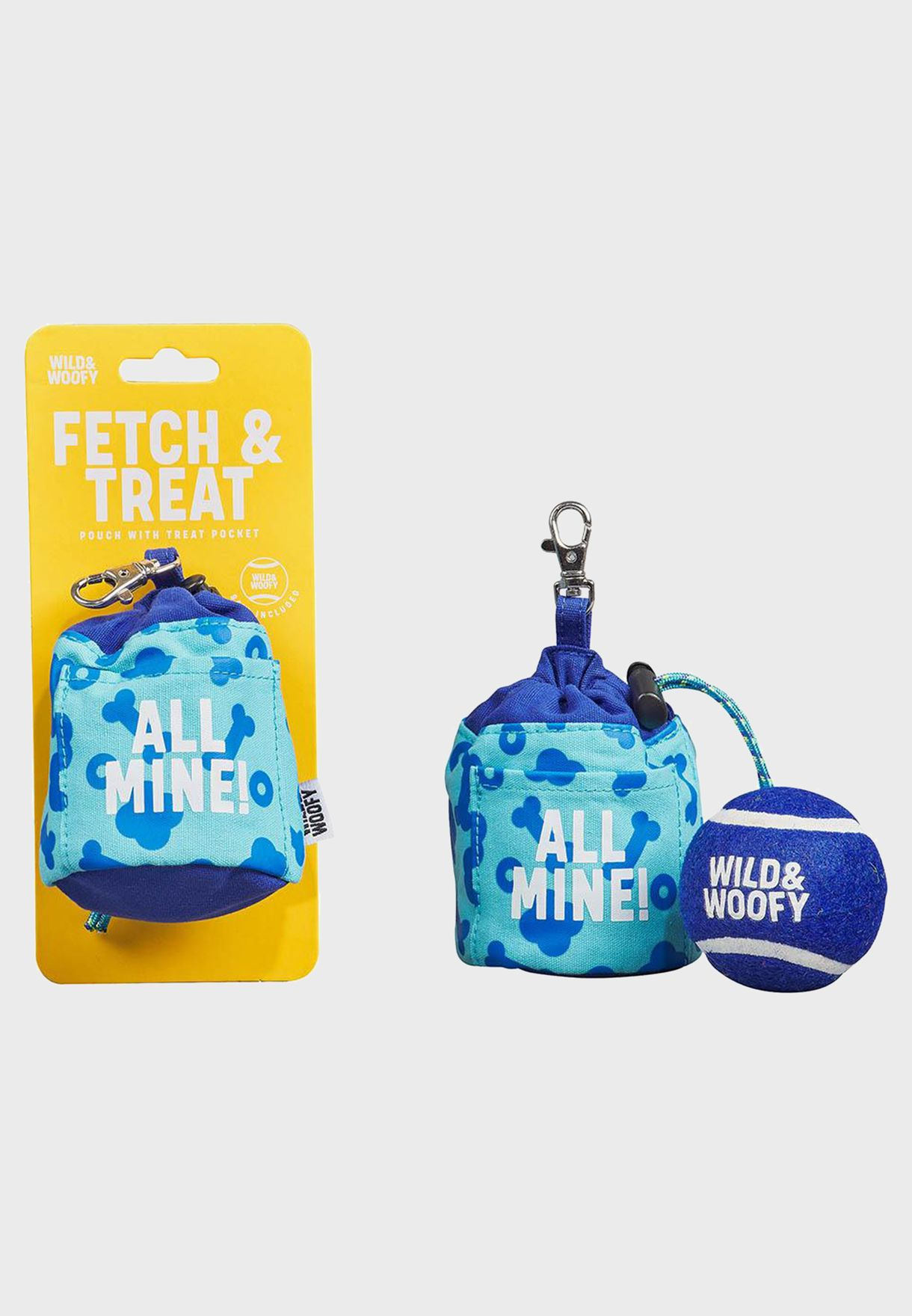 Fetch and Treat Pouch