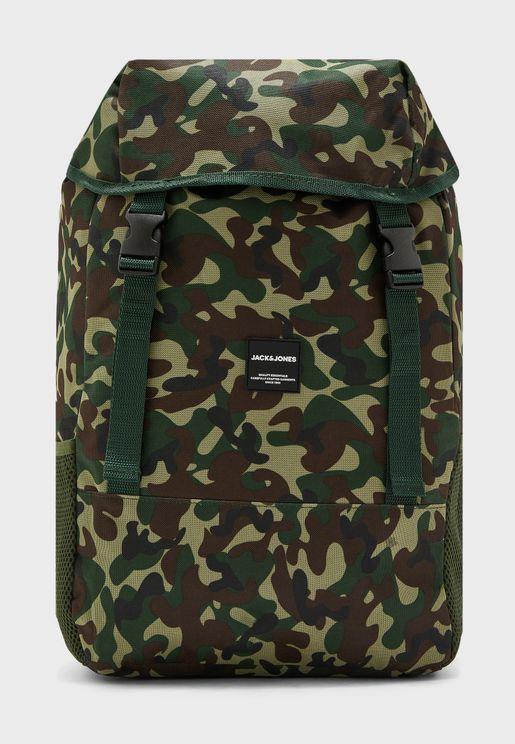 Luke Camo Backpack