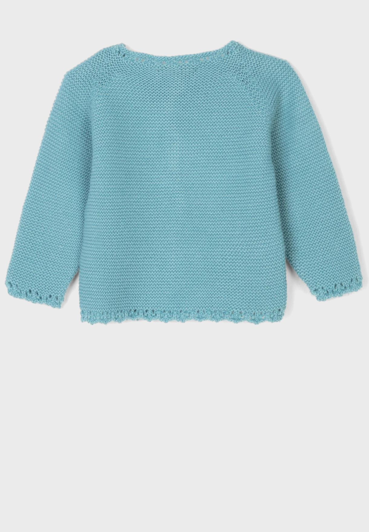 Infant Knitted Cardigan