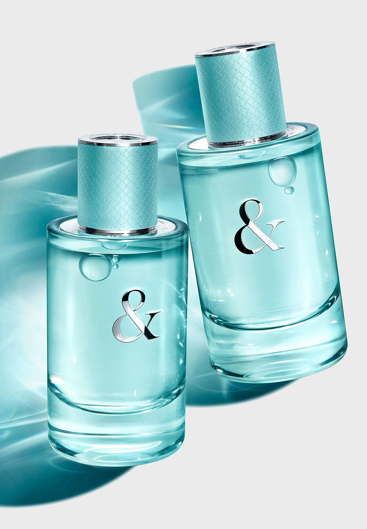 Tiffany & Love Eau De Parfum For Her 50ml