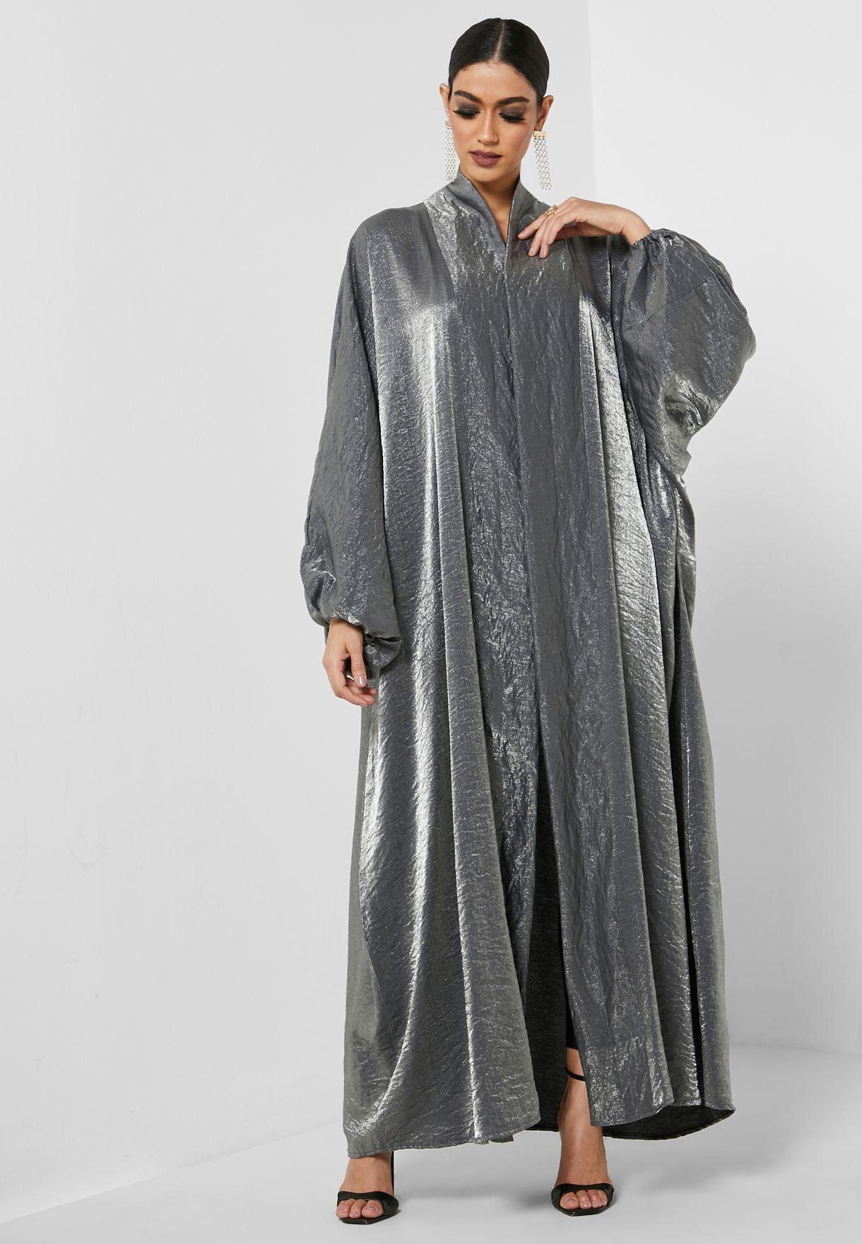 Shimmer Abaya