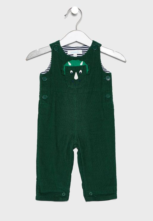 Infant Dino Playsuit