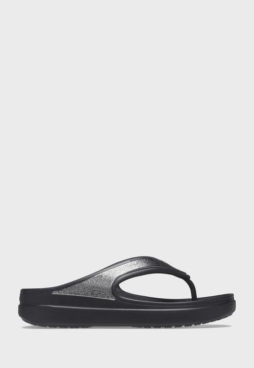 Sloane Shine Sandal