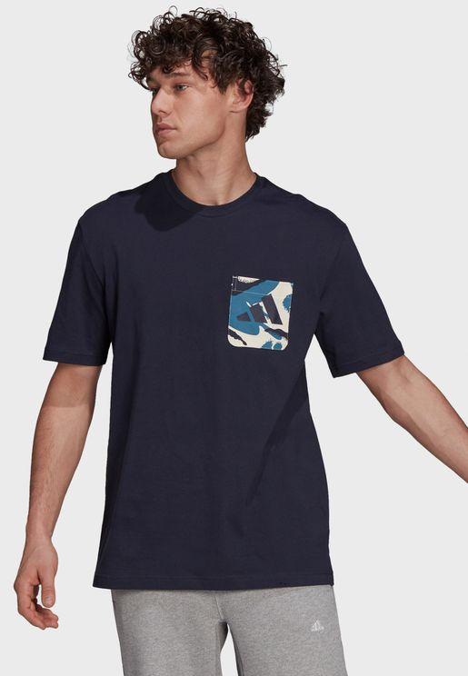 Camo Pocket T-Shirt