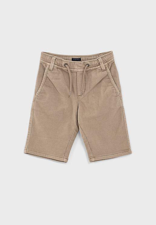 Youth Drawstring Shorts