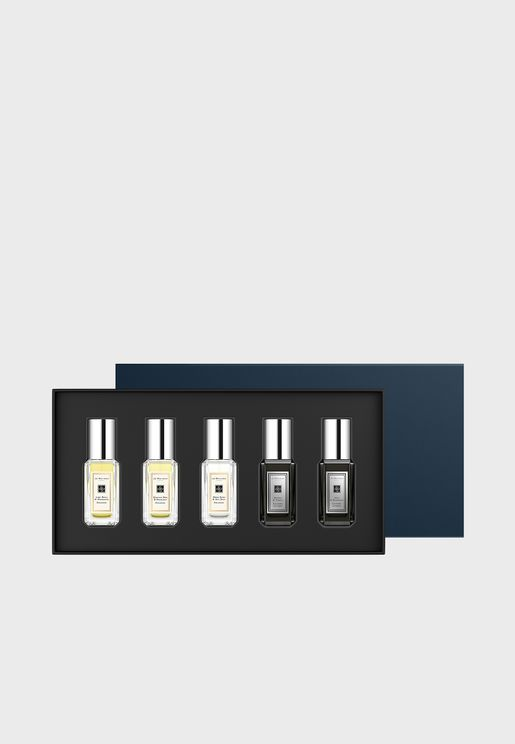 Men's Cologne Collection 5x9ml