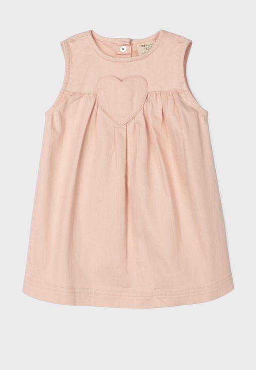 Infant Kids Essential Dress