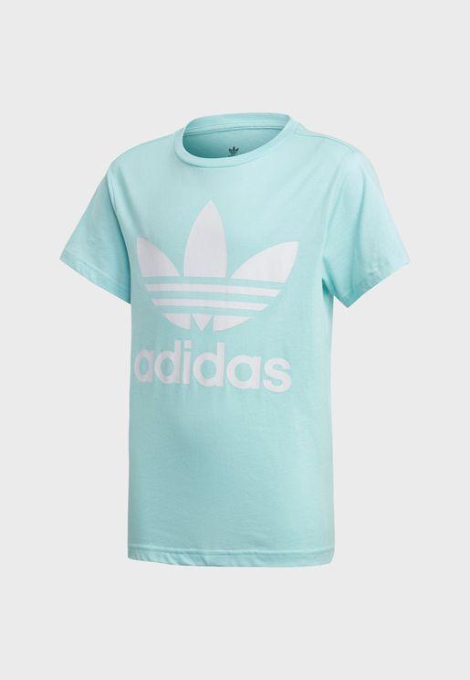 Youth adicolor Trefoil T-Shirt