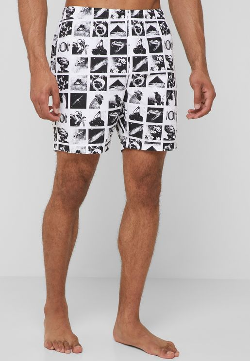 Easy Chaos Shorts