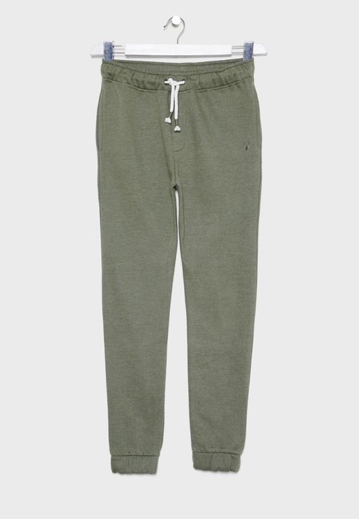 Teen Cuffed Sweatpants