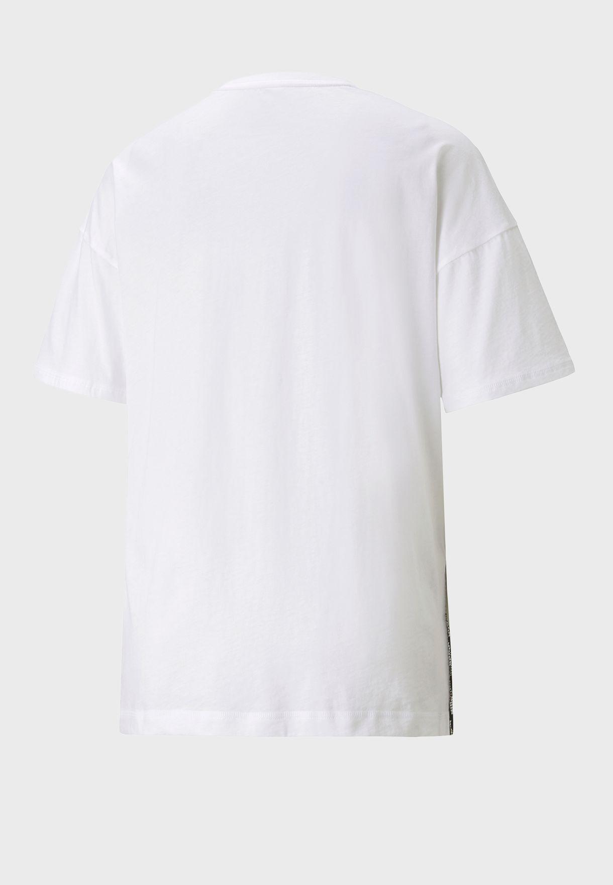 Power Elongated T-Shirt