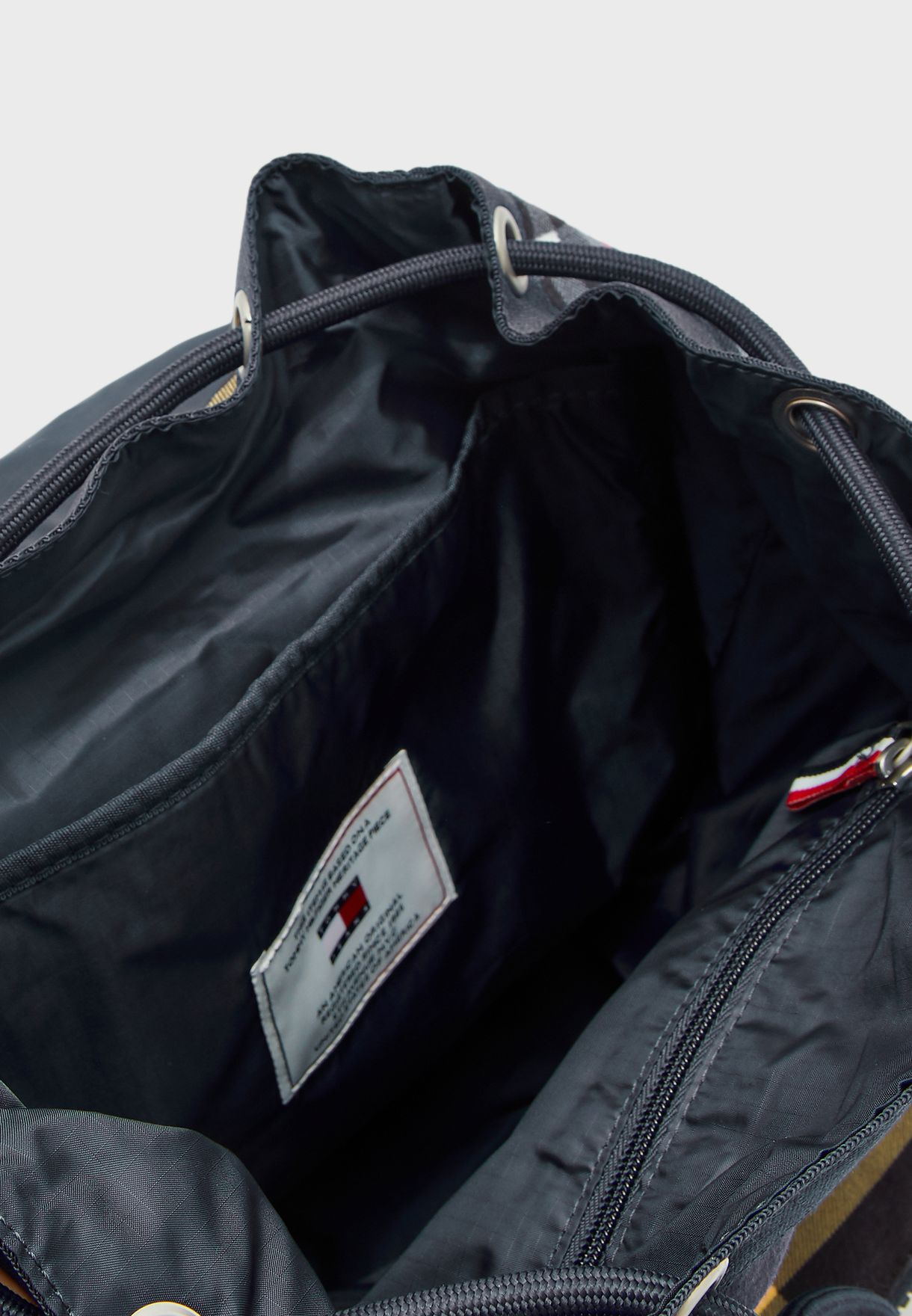 Heritage Checked Backpack