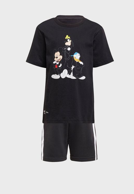 Kids Mickey & Friends Set