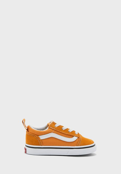 Infant Old Skool Elastic Lace