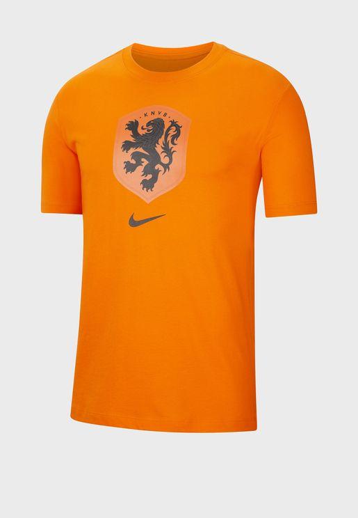 Netherlands Evergreen Crest T-Shirt
