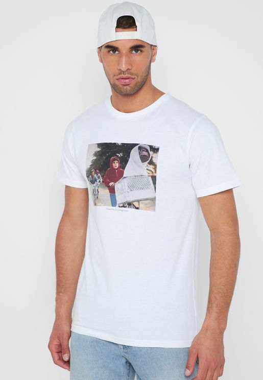 The Chase E.T. Crew Neck T-Shirt