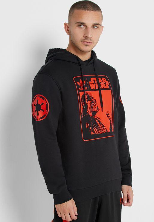 Darth Vader Graphic Sweatshirt