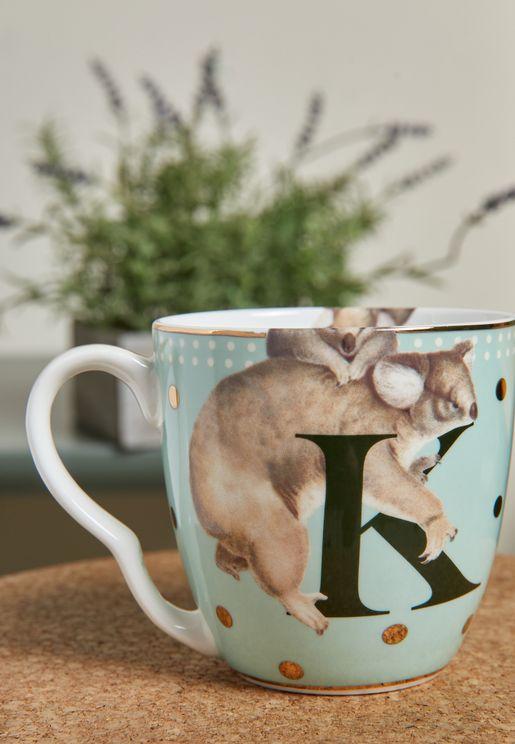Alphabet Mug - Koala