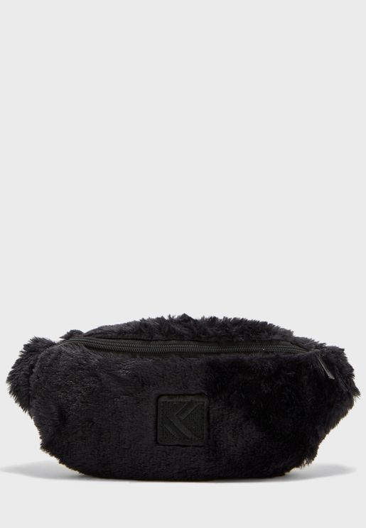 Fake Fur Waistbag