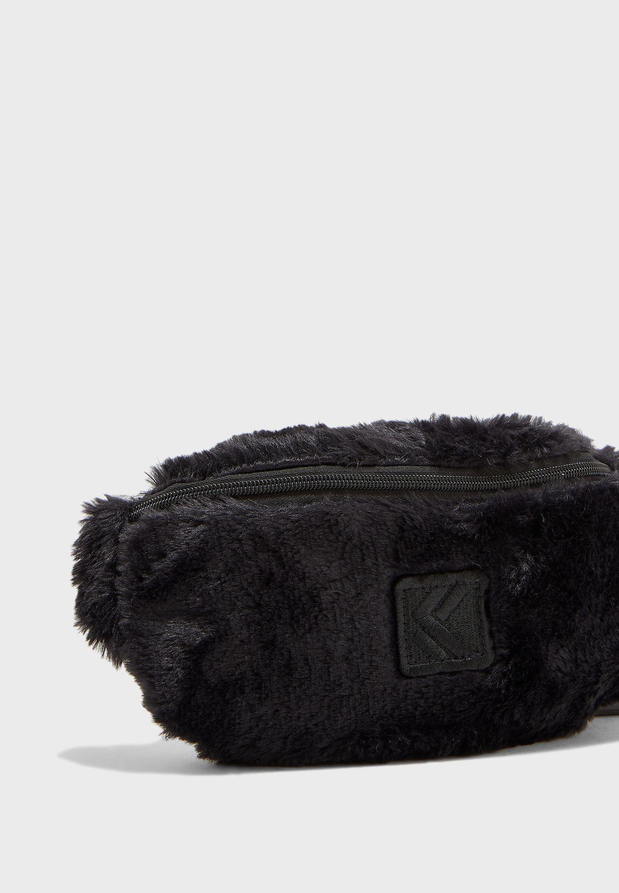 Fake Fur Waistbag