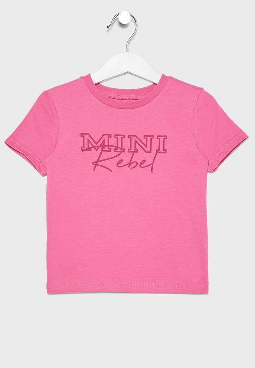 Infant Mini Rebel T-Shirt