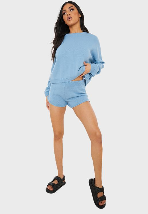 Knitted Co Ord Jumper