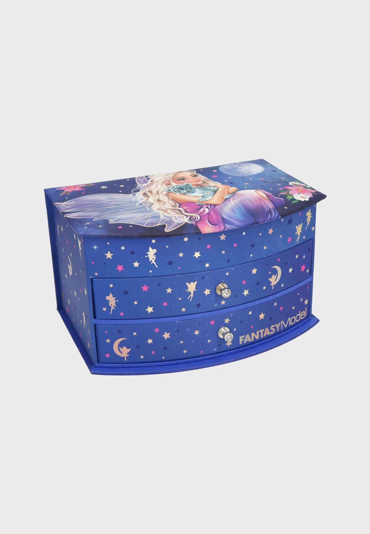 Fantasy Model Jewellery Box