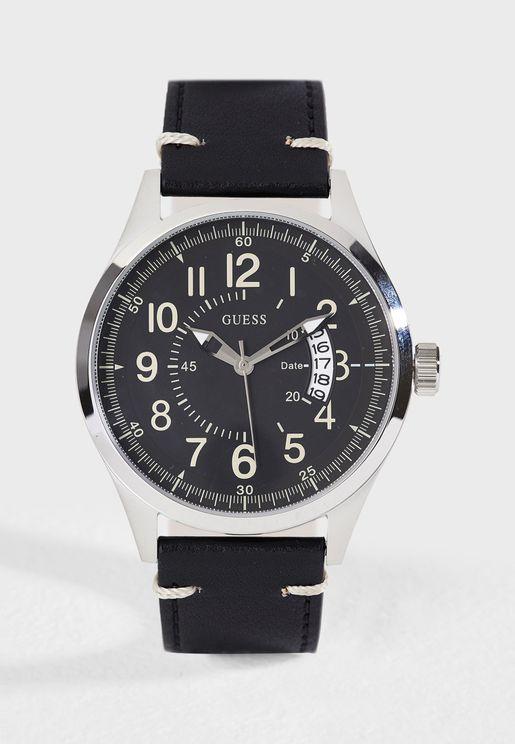1d7da67b2c3 W1102G1 Only Time Man Dakota Watch