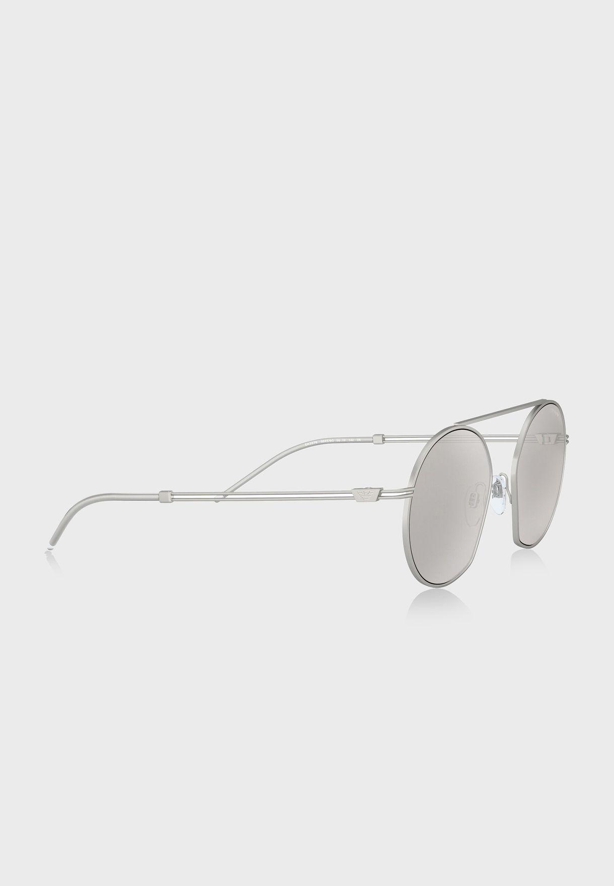 نظارة شمسية دائرية  0EA2078