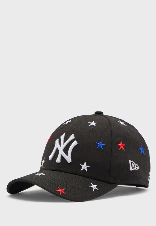 Youth 9Forty New York Yankees Stars Cap