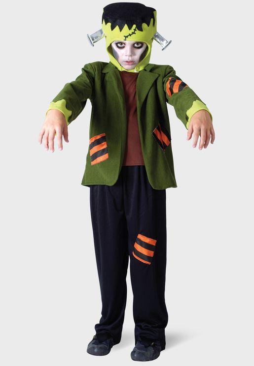 Kids Monster Frank Costume