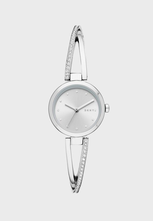 NY2792 Crosswalk Analog Watch