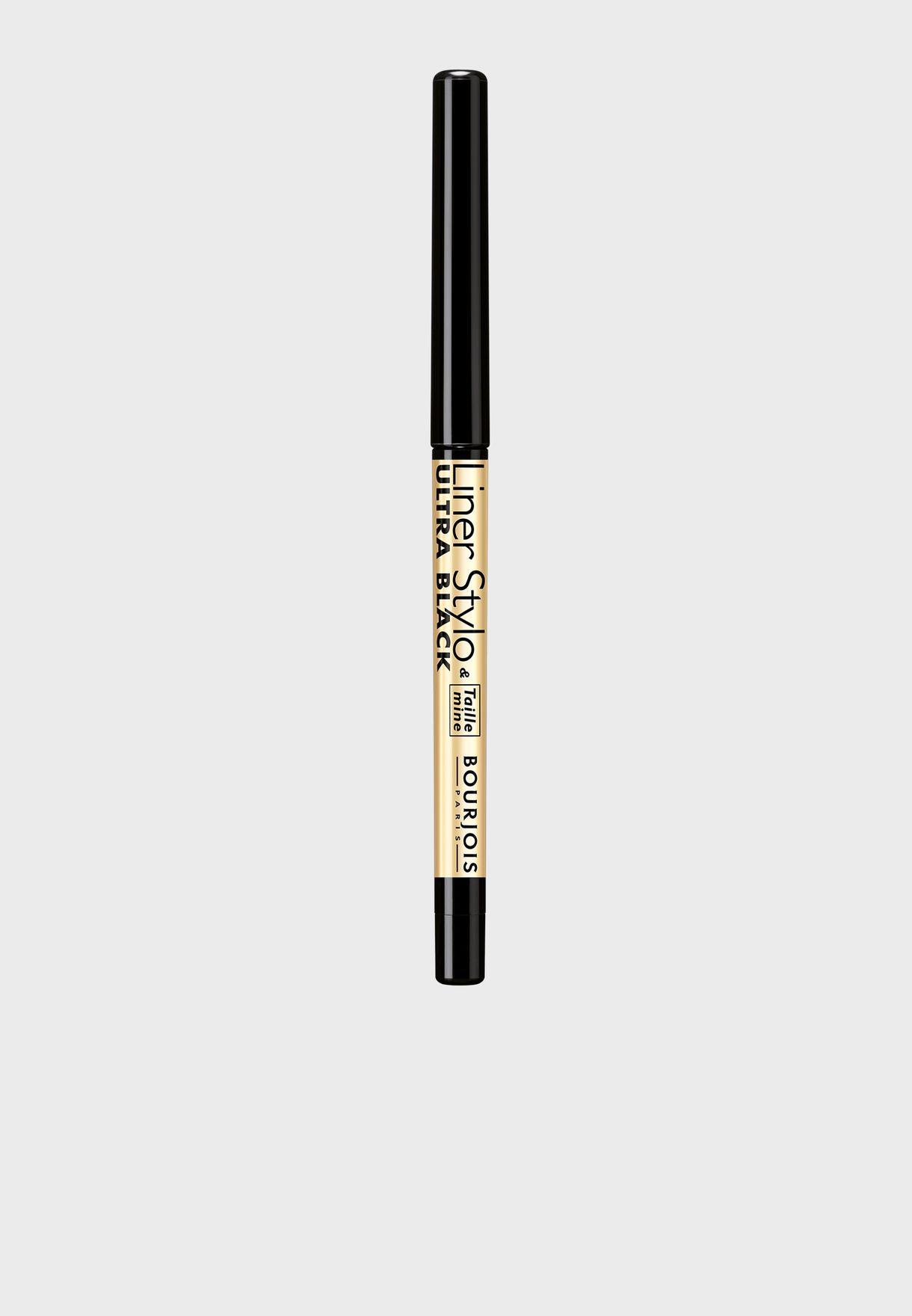 Stylo Pencil & Eyeliner Ultra Black