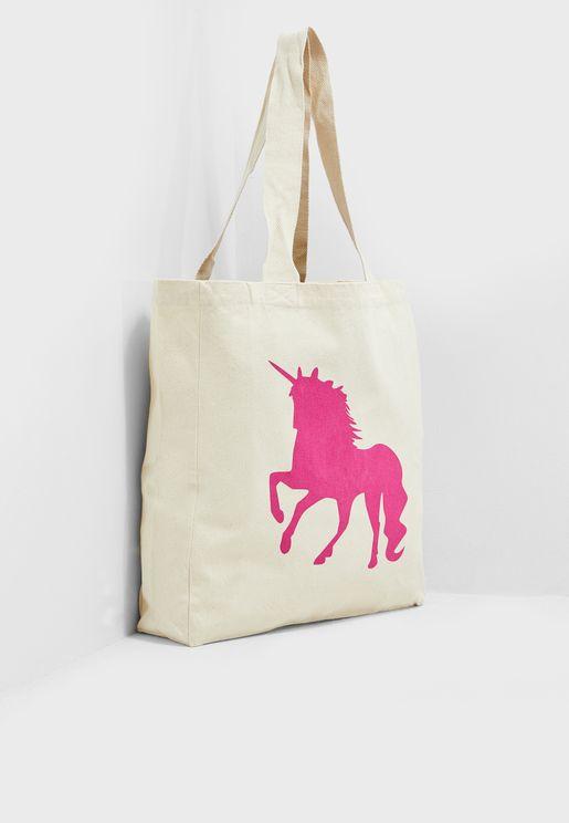 Unicorn Tote Bag 9de9a9905849e