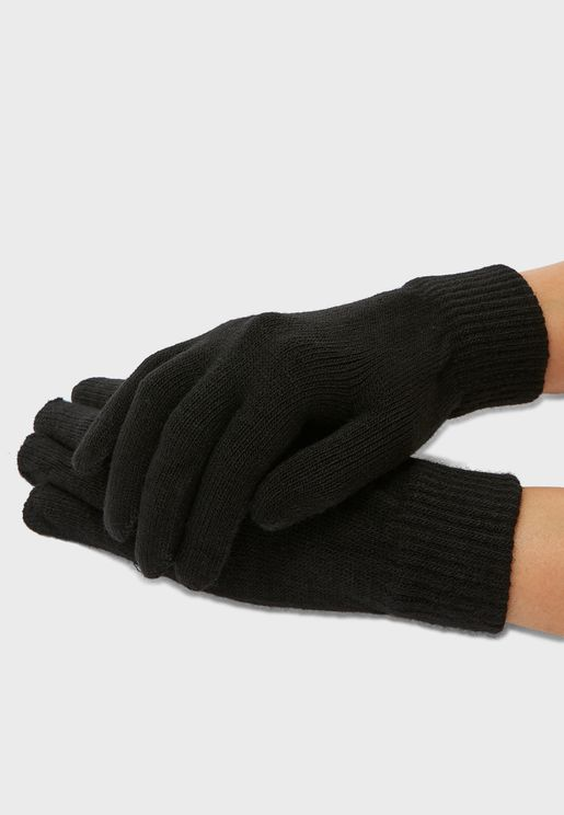 MENS THERMAL BLACK MAGIC GLOVES