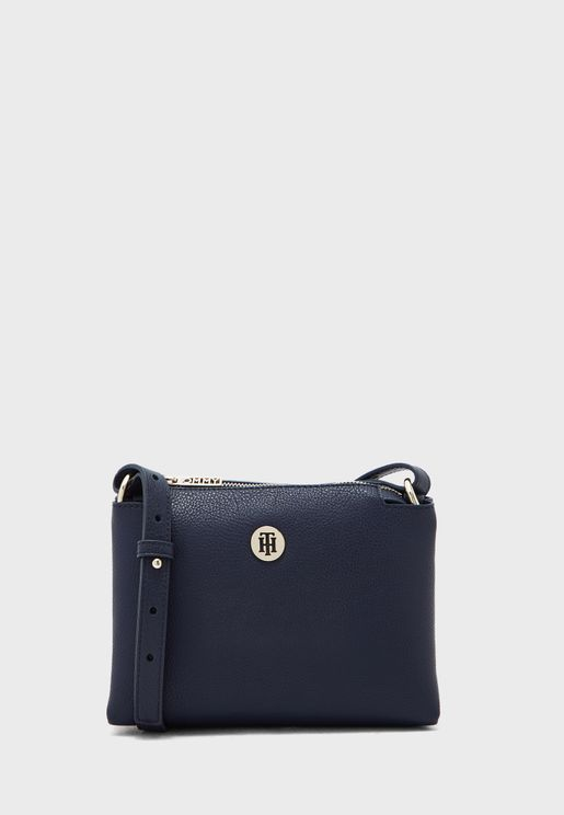 Core Zip Through Crossbody