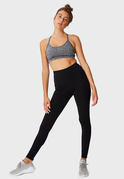Active High Waist Core Tights