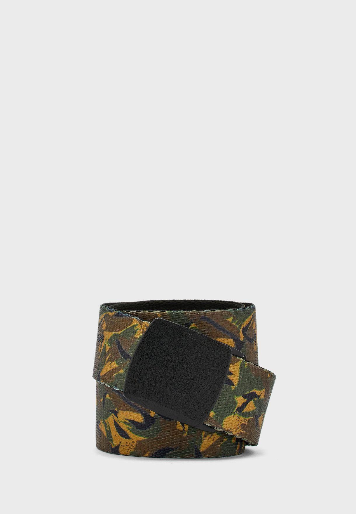 حزام كاجوال مطبع