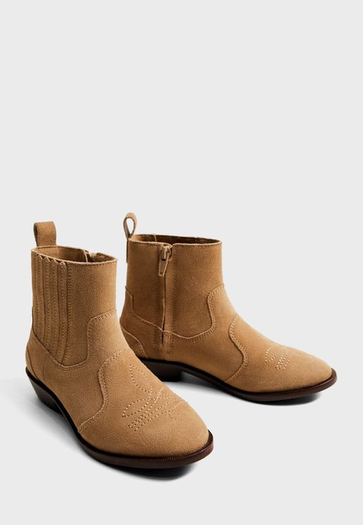 Kids Ankle Boot