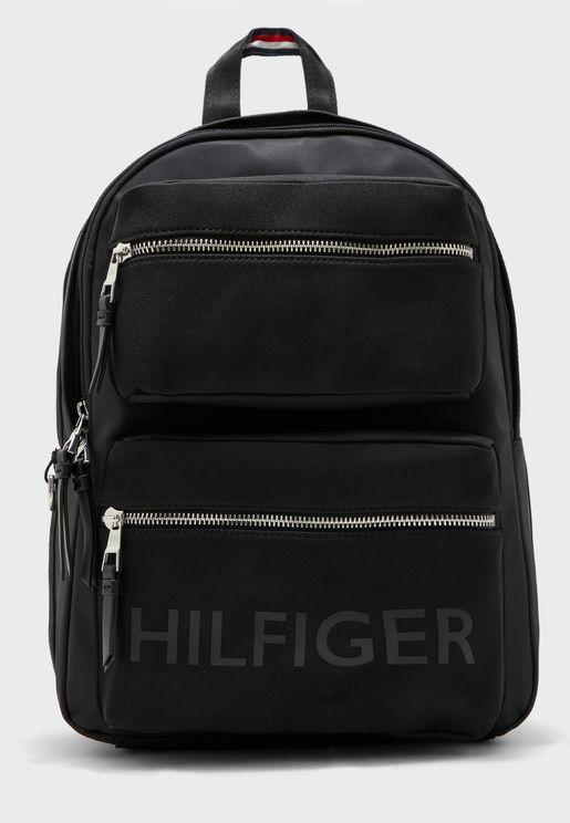 Bold Logo Backpack