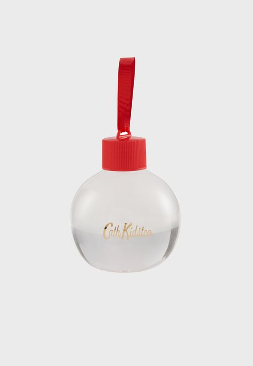 Christmas Village Shower Gel Bauble 100ml