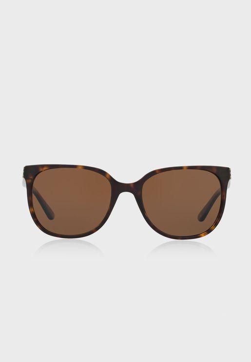 0Ty7106 Oversized Sunglasses