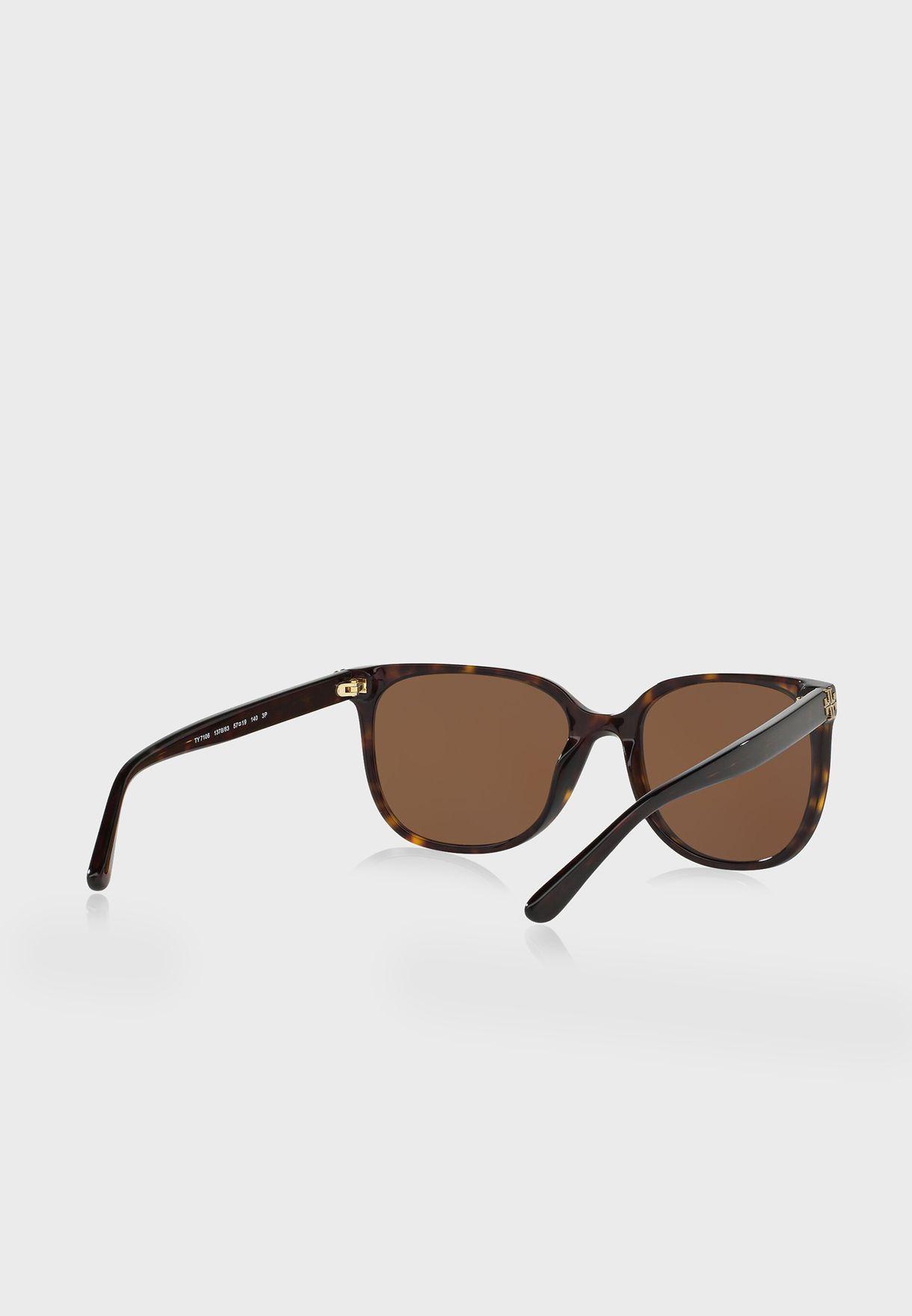 نظارة شمسية كبيرة 0Ty7106